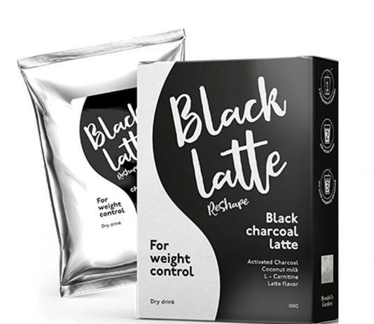 Black Latte - para emagrecer - como usar - Encomendar - como aplicar