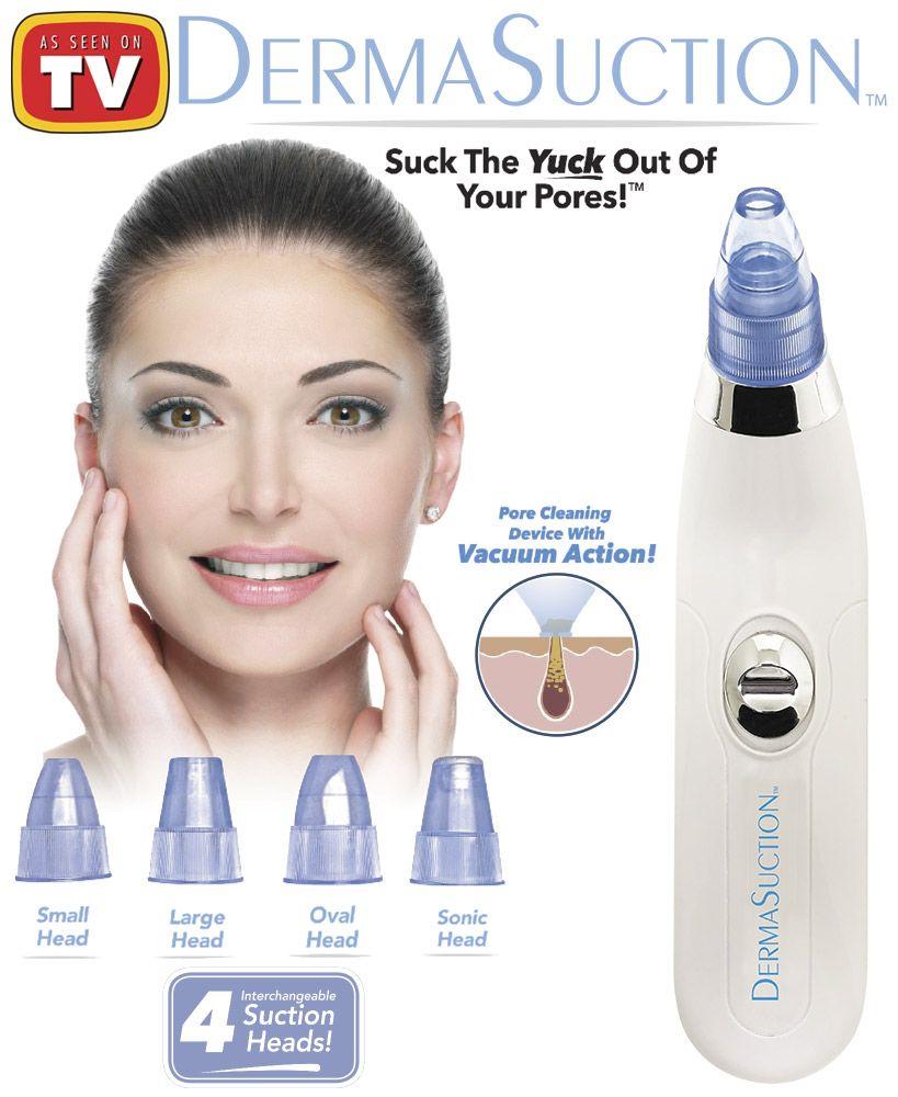 Dermasuction - dispositivo cravo - Portugal - como usar - Encomendar