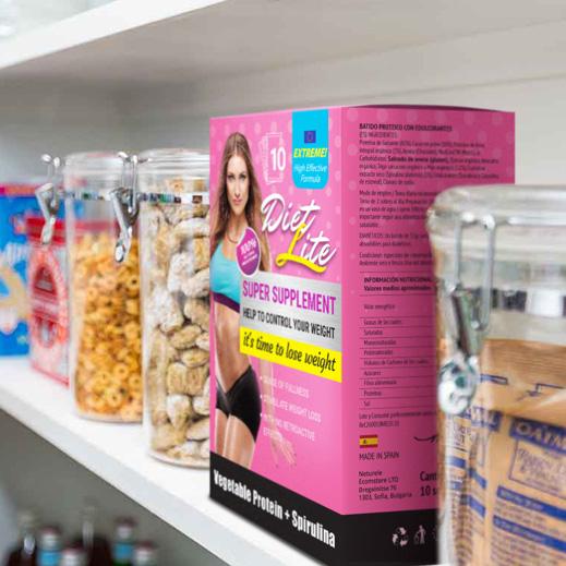 Diet Lite - para emagrecer - funciona - capsule - comentarios