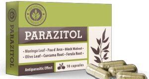 Parazitol - limpeza do corpo - farmacia - Amazon - comentarios