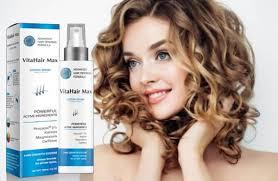 Vitahair Max - para crescimento do cabelo - funciona - preço - capsule